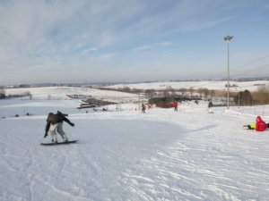 wyciąg narciarski kartasiówka