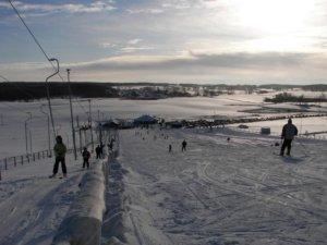 wyciąg narciarski trzepowo