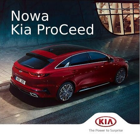 Poznaj nową Kia ProCeed