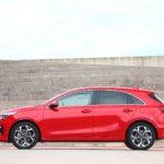 Nowy Ceed Hatchback Profil