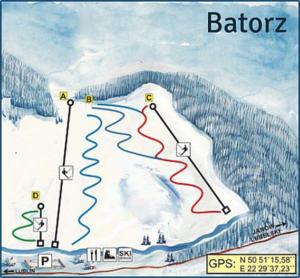 batorz ski lublin zamość narty