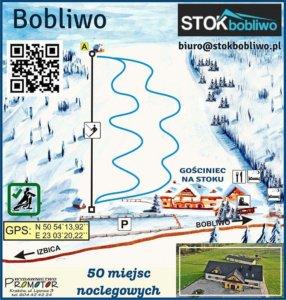 bobliwo stok narciarski lubelszczyzna