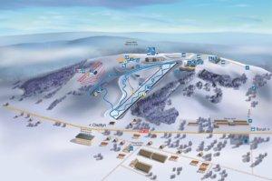kurza góra stacja narciarska