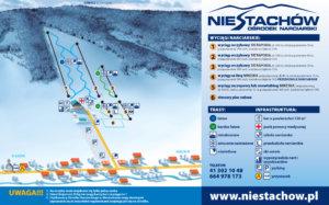 niestachów świętokrzyskie wyciąg nartu