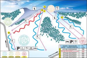 gołdap wyciąg narciarski