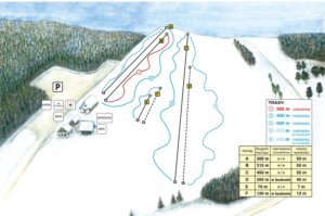 rybno wyciąg narciarski