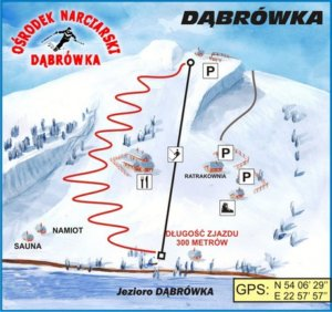wyciąg narciarski suwałki