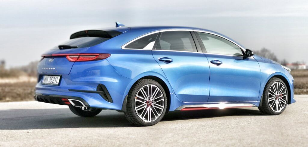 Kia ProCeed 1.6 Turbo