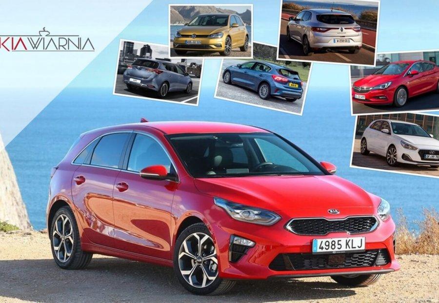 Porównanie nowych samochodów kompaktowych za 60-65 tys zł