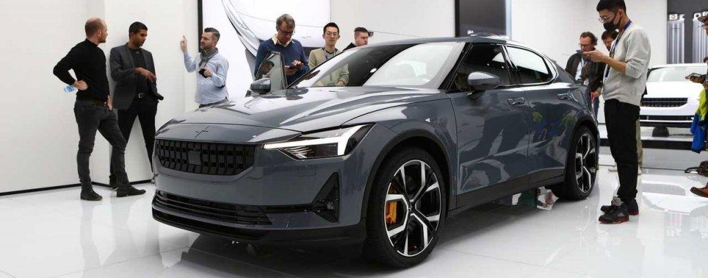 Polestar 2 Volvo