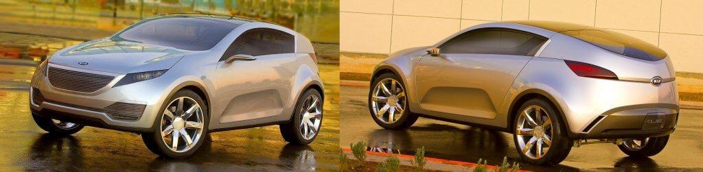 Kia SUV coupe