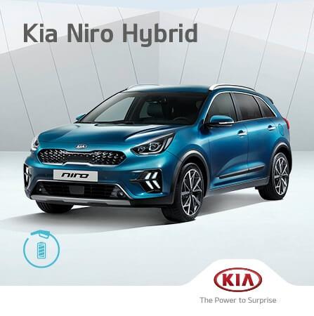 Nowa Kia Niro Hybrid