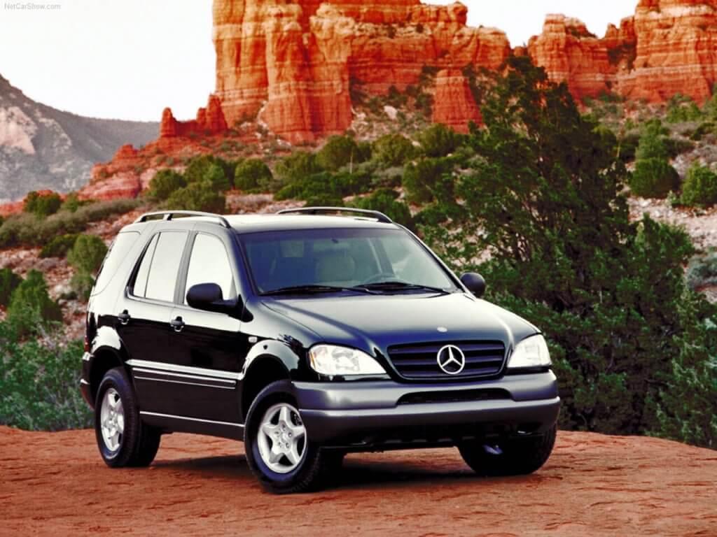 Mercedes Benz ML320 1999