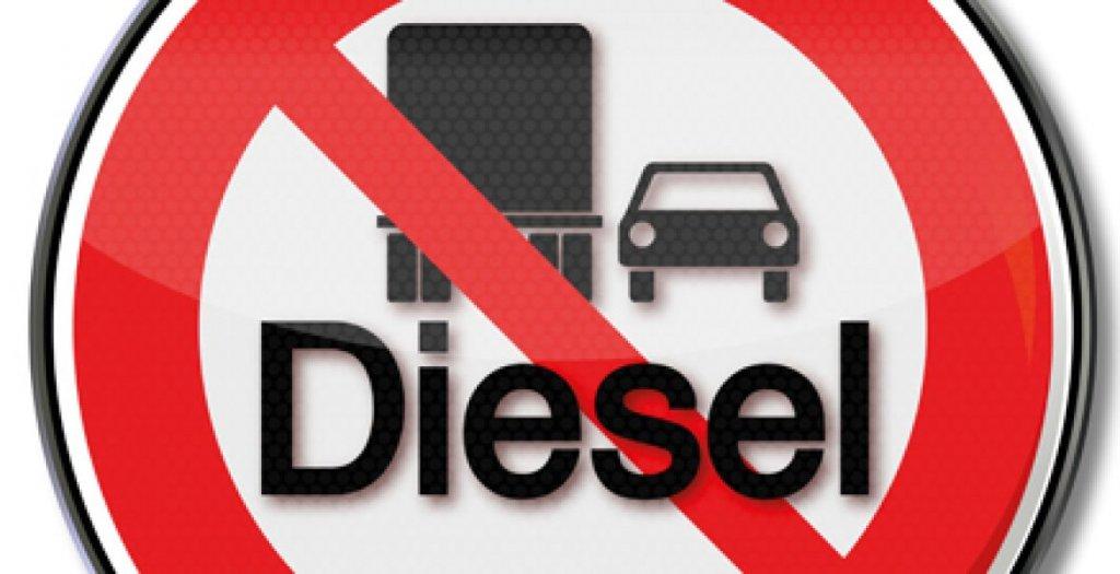 silnik diesla zakaz wjazdu do miast