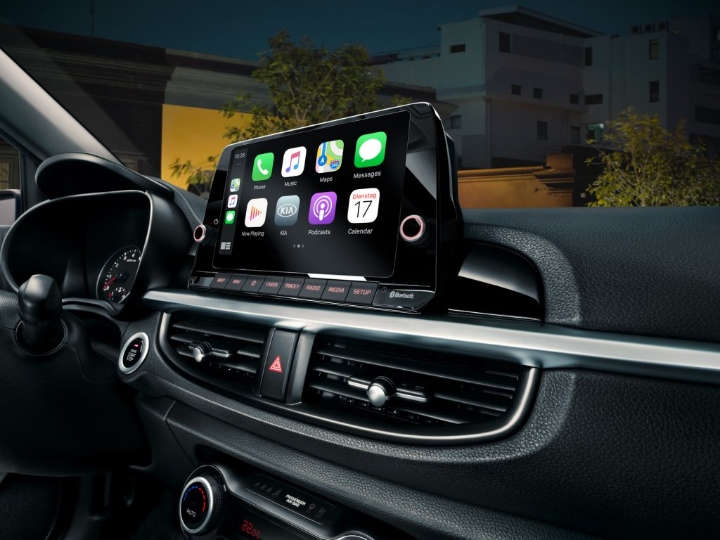 Apple CarPlay Android Auto